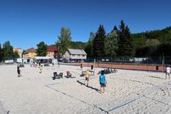 Beach Karlovy Vary 1